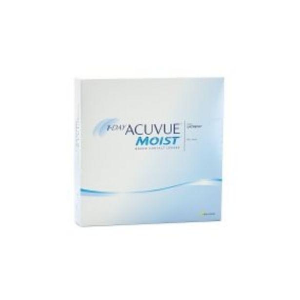 1-Day Acuvue Moist -tarjous hintaan 57€