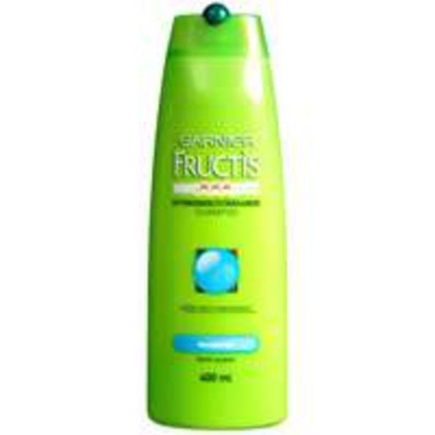 Shampoo Fructis -tarjous hintaan 3,49€