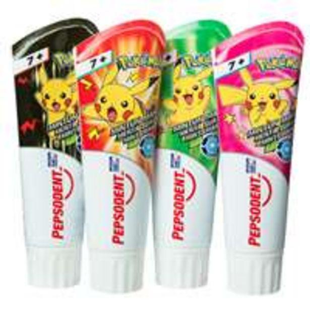 Lasten hammastahna Pepsodent -tarjous hintaan 1,79€