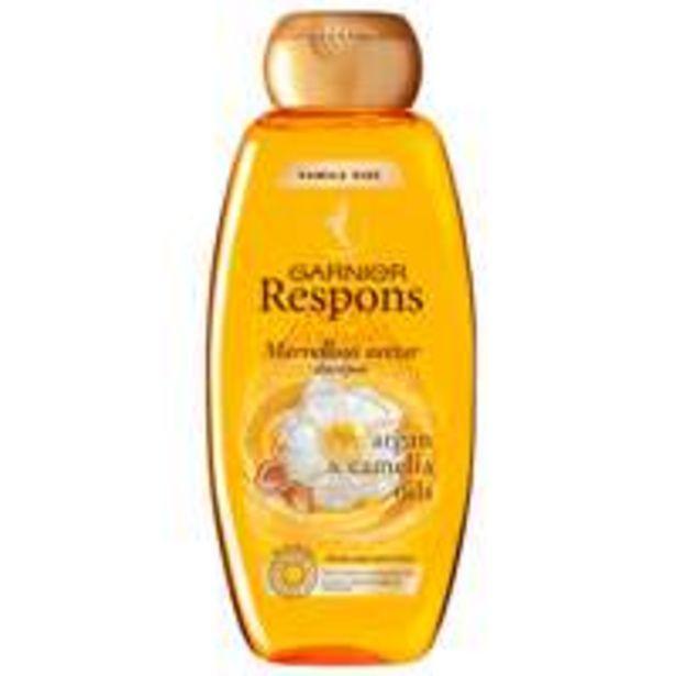 Shampoo Respons -tarjous hintaan 2,49€