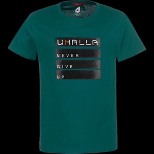 Uhalla Pine miesten t-paita -tarjous hintaan 24,9€