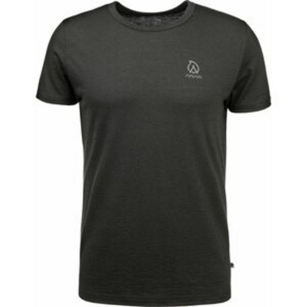 Anar Muorra miesten merinovilla t-paita -tarjous hintaan 34,9€