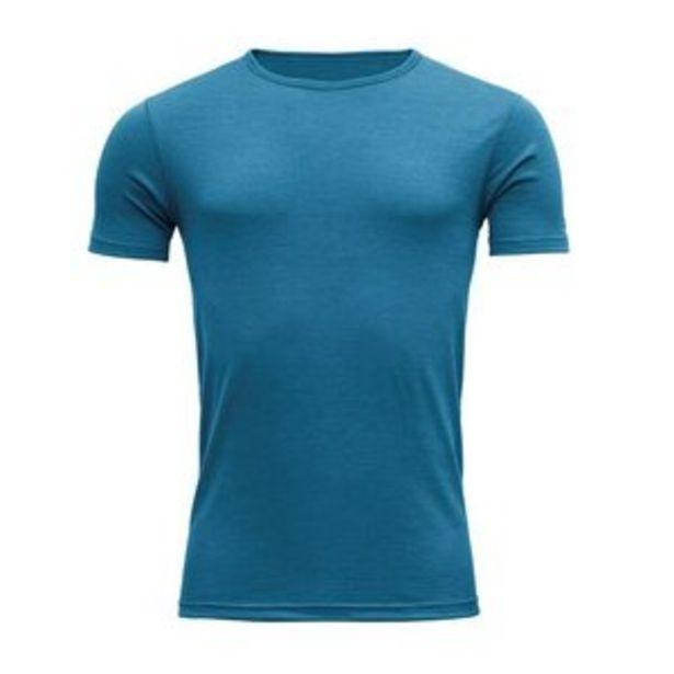 Devold Breeze Ultralight miesten t-paita, blue -tarjous hintaan 69,9€