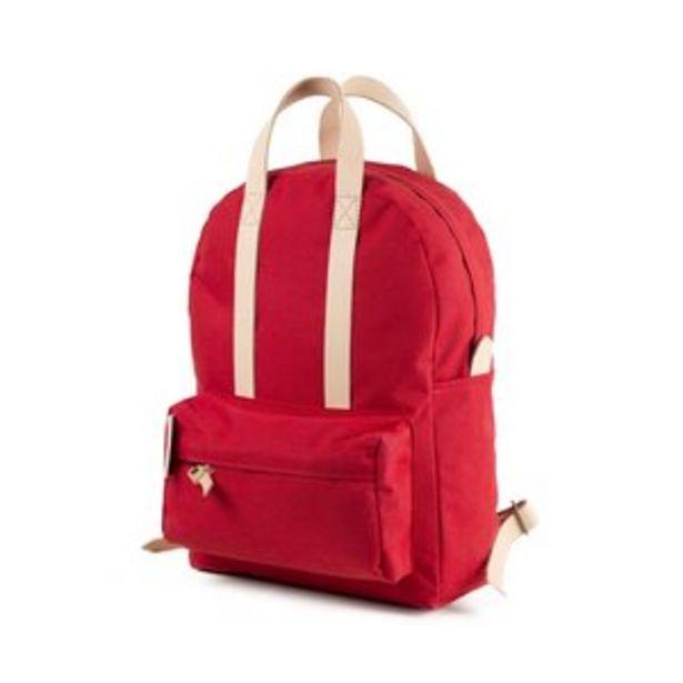 Savotta reppu 212 punainen -tarjous hintaan 119,9€