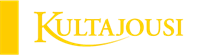 Kultajousi logo
