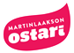 Martinlaakson Ostari logo